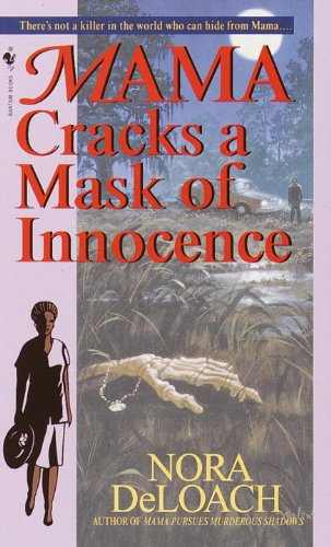 book cover of Mama Cracks a Mask of Innocence