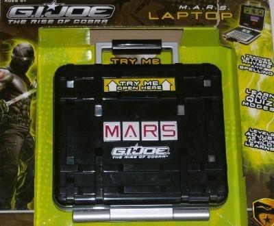 KidDesigns G.I. Joe M.A.R.S. Laptop