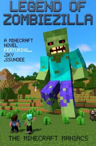 Legend Of Zombiezilla  A Minecraft Novel Ft Sky And Ssundee