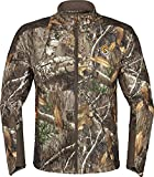 ScentLok Men's Full Season TAKTIX Hunting Jacket, Realtree Edge, XL