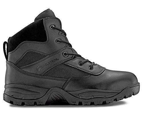 Maelstrom Medium 6 8 Tactical Boots R Duty Black PATROL Size Zipper 5 Work with P1360Z qExqn6r4