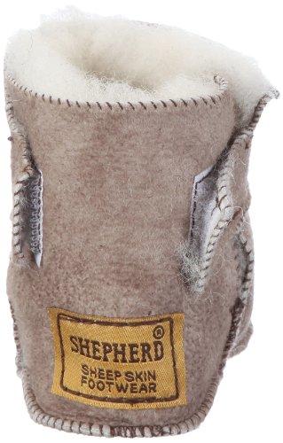 Chaussons antique Shepherd Beige 1385 Boras Mixte Enfant Cream HYYE6F