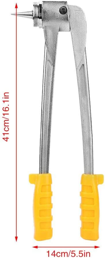 Tubes dextension Kit Pince avec 7 t/êtes extensibles Tube en cuivre Tube dextension manuel laiton et aluminium Extenseur pour tubes en cuivre Kit dextension pour tubes en cuivre