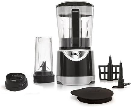 Amazon.com: Ninja Cocina Pulse Licuadora Procesador de ...