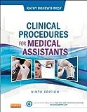 Clinical Procedures for Medical Assistants, Bonewit-West, Kathy, 145574834X