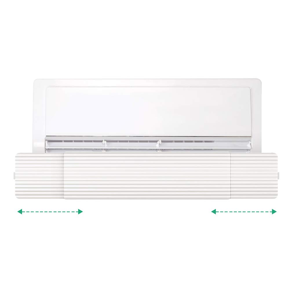 Air Conditioning Wind Deflector Universal Wall-Mounted Shroud Anti Direct Blowing Adjustable