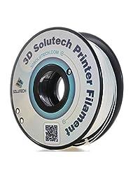 3D Solutech Real White 3D Printer PLA Filament 1.75MM Filamen...