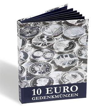 Münzbuch Vista Für Deutsche 10 Euro Gedenkmünzen Amazonde Spielzeug