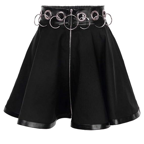 Sylar Faldas Mujer Cortas 2019 Moda Faldas Plisadas para Mujer ...