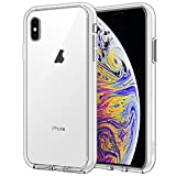 Wireless : JETech Case for Apple iPhone Xs Max 6.5-Inch x max, Shockproof Bumper Cover (HD Clear)