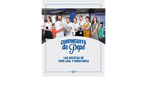 Amazon.com: Chiringuito de Pepe (Spanish Edition) eBook: Autores Varios: Kindle Store