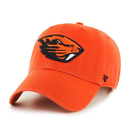 on sale 9ab54 90fe0 ... usa ncaa oregon state beavers clean up adjustable hat one size orange  00b3e 44afe