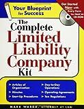 Complete Limited Liability Company Kit, Mark Warda, 1572484985