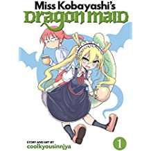 Miss Kobayashi's Dragon Maid Vol. 1
