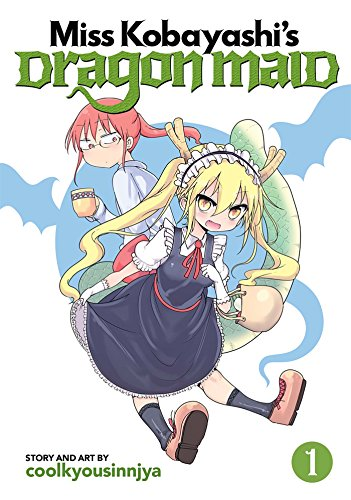 Miss Kobayashi's Dragon Maid Vol. 1 [Coolkyoushinja] (Tapa Blanda)