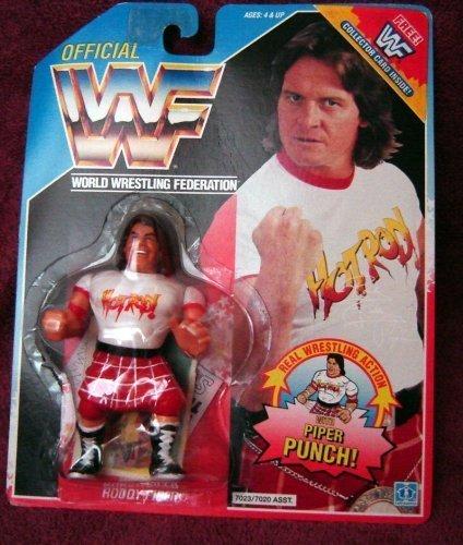 WWF Hasbro Rowdy Roddy Piper Wrestling Action Figure WWE WCW ECW by Hasbro