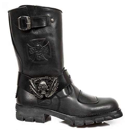 New Rock Men's Biker Boots ddoqJ0TU