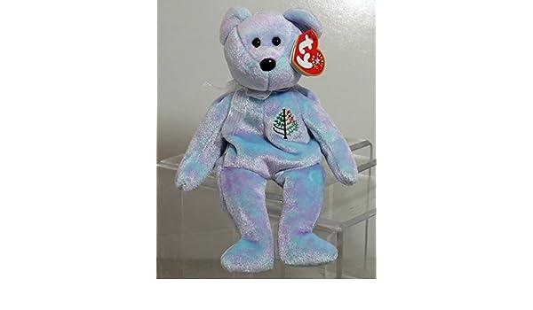 df397aaaa49 Amazon.com  Ty Beanie Baby Issy Newport Beach - MWMT (Bear 4 seasons  collection)  supply by tkeeper  Arts