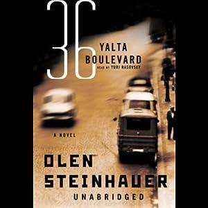 36 Yalta Boulevard Audiobook