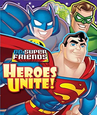 book cover of Heroes Unite!