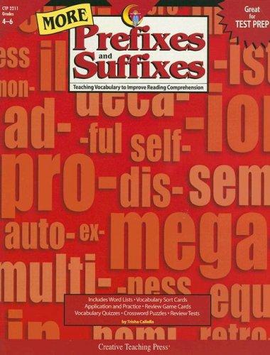 Prefixes and Suffixes: Amazon.com