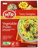 MTR Vegetable Pulao, 8.82 Ounce Boxes (Pack of 10)