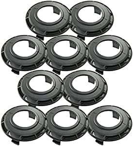 Ryobi RY29550, RY30530 Trimmer Replacement (10 Pack) Cover # 518804001-10pk