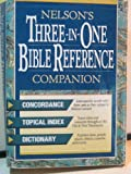 Nelson's 3-in-1 Bible Reference Companion, Lloyd J. Ogilvie, 0840769113