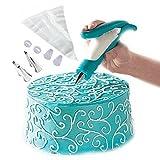 Lesirit Party Cake Decorating Pen Kit Tool