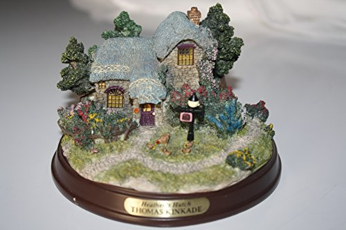 Thomas Kinkade Memories of Home Lighted Cottage Collection - Thomas Kinkade Lighted Cottage