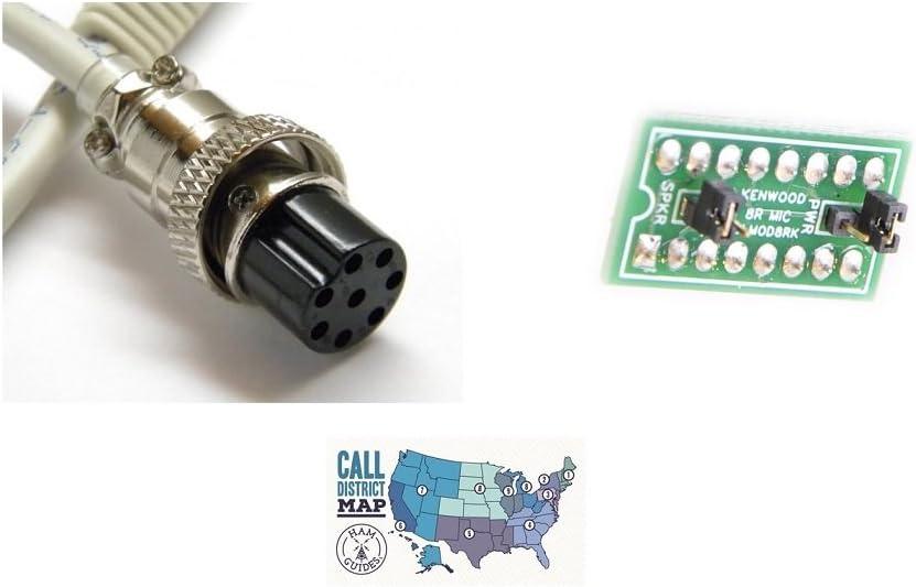 Tigertronics SLUSB8R SIGNALINK USB For 8-PIN Round Microphone Connector