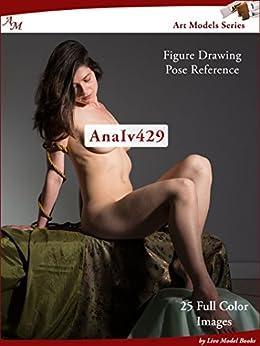 Art Models AnaIv429: Figure Drawing Pose Reference (Art Models Poses) by [Johnson, Douglas]