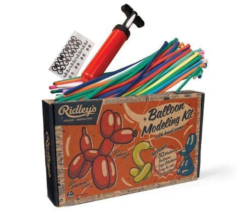 Ridleys RID037 Balloon Modelling Kit product image