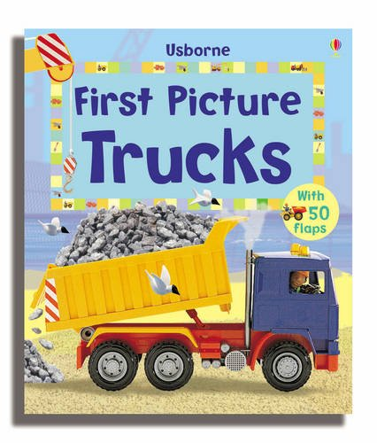 First Picture Trucks (First Picture Board Books) ebook