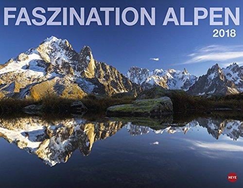 Faszination Alpen - Kalender 2018