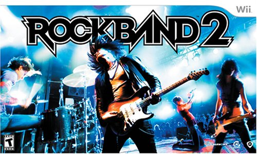 Rock Band Bundle Wii (Wii Rock Band 2 Special Edition)