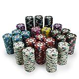 Claysmith Gaming 600ct Showdown Poker Chip Set in