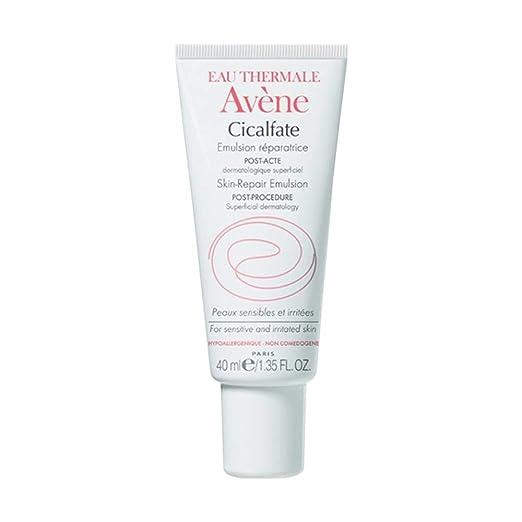Amazon.com  Eau Thermale Avène Cicalfate Post-Procedure Cream, 1.35 fl.  oz.  Avene  Luxury Beauty 246073ccb22