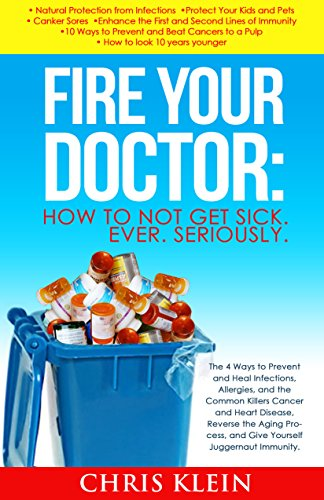 Fire Your Doctor Seriously Infections ebook product image