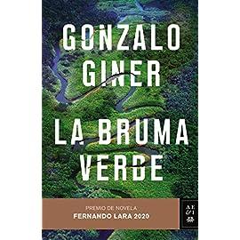 Reseña de la novela La bruma verde de Gonzalo Giner