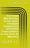 Do You Want 100,000 YouTube Subscribers?YouTube—a platform that boasts over 800 Million monthly active users—is the world's #1 online destination for sharing, promoting, searching and browsing video content. Without a doubt, YouTube is consid...