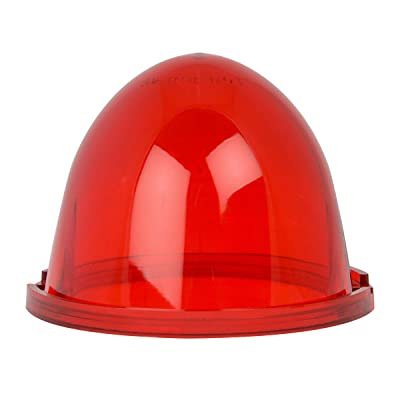 Grand General 78855 Marker Light (Red Plastic Lens for Cab): Automotive