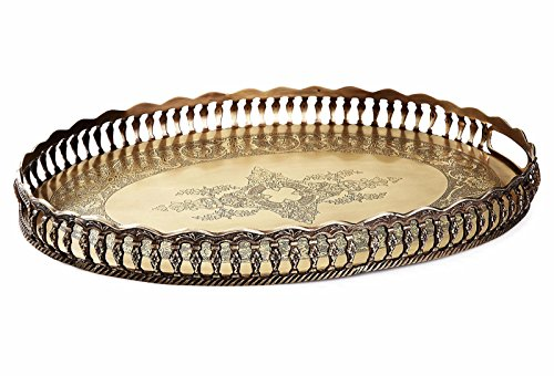 - SERVING TRAYS -