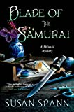 Blade of the Samurai by Susan Spann front cover