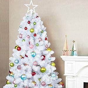 KI Store Christmas Tree Decorations Decorative Ball Ornaments Hanging Decor 5