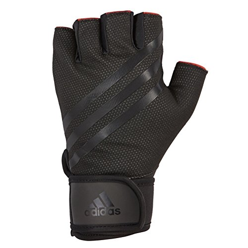 adidas Elite Training Glove - Black, Medium