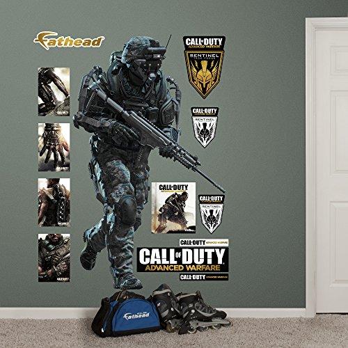 Fathead Marine Call of Duty: Advanced Warfare Vinyl Decals by FATHEAD