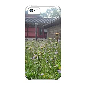 DaMMeke Case Cover Protector Specially Made For Iphone 5c Changdeokgung Palace