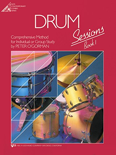 151D - Drum Sessions Book 1