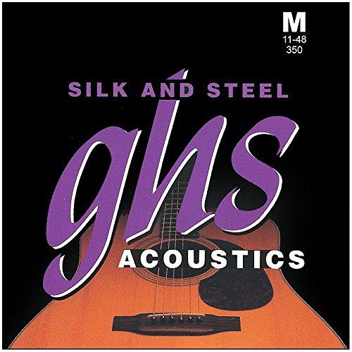 Ghs Acoustic Guitar Silk - 1